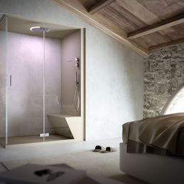 Glass1989-NonsolodocciaHome-multifunctional shower